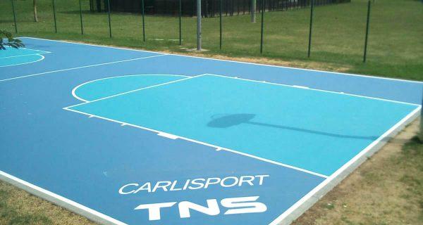 Rovereto Parco Brione - Sistema TNS Multisport Professional