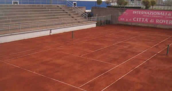 Manutenzioni Tennis  in terra rossa