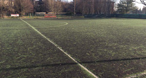 Cremona Rimozione campo da calcio a 11